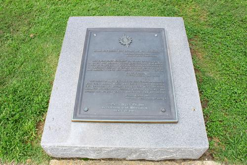 dedication plaque ideas