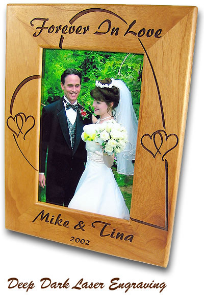 engraved picture frame - Engraved Picture Frame