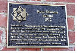 commemorative plaques for buildings