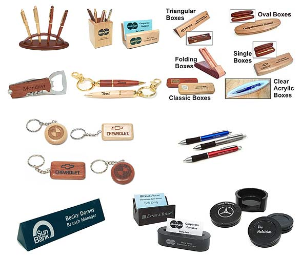 Engraved Promotional Gifts