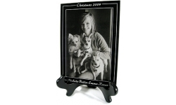 Engraved Marble & Granite Photographs