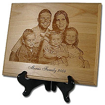 Engraved Photos