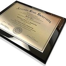 Diploma Restoration