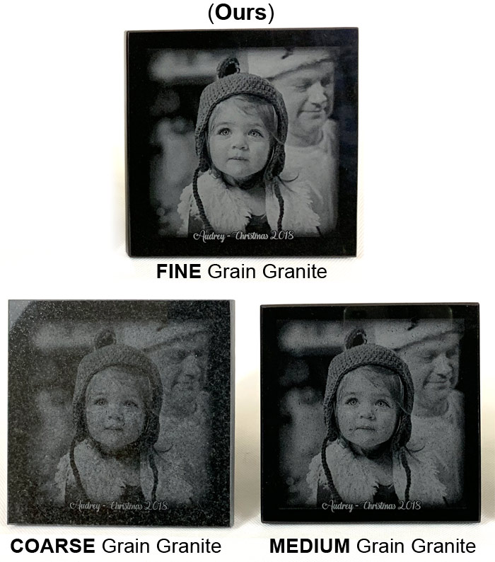 Selecting Granite For Laser Engraving