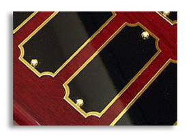 Brass Plates Engraved Standard 2