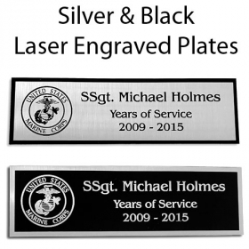 Aluminum Name Plates and Plaques 2