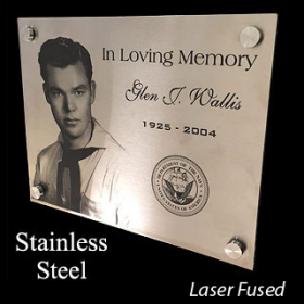 Engraved Stainless Steel Signs 2