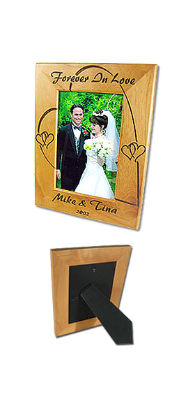 Engraved Picture Frame 2