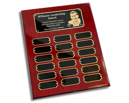 Perpetual Plaque With Photo