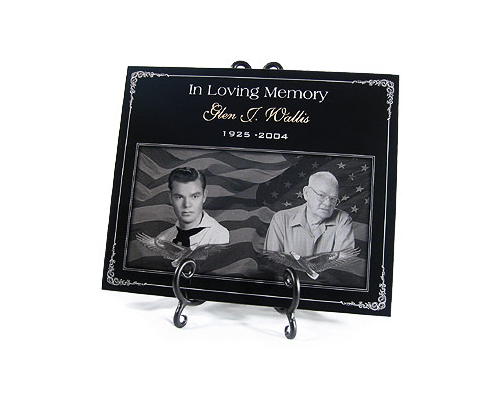 Engraved Marble & Granite Memorials