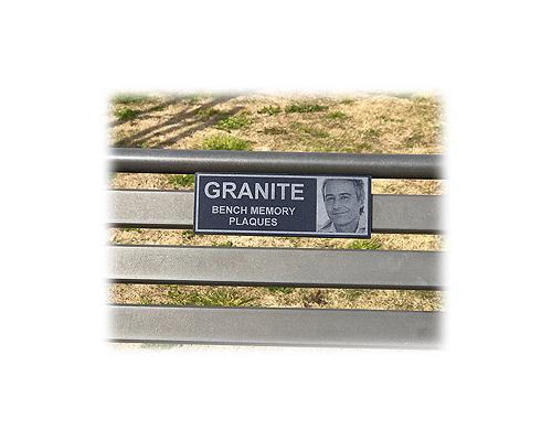 Granite Bench Plaques