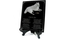 tribute plaques for dead pets