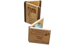 wood dvd cases with personalized engraving