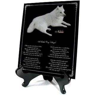 Engraved Marble & Granite Pet Memorials